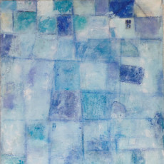 Blaue Felder